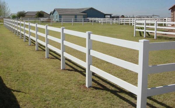 White 3 Rail Ranch (D)